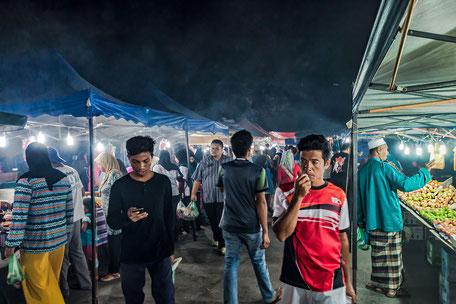 food-nacht-markt-langkawi-malaysia