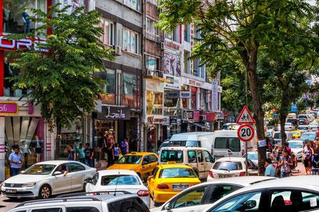 taxi-strassen-fatih-istanbul-II