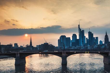 Skyline-Frankfurt-Main-Skytower II