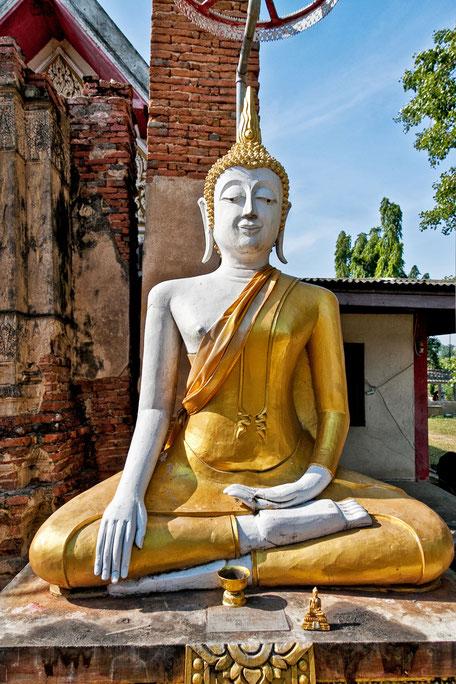 Buddha-in-Ayutthaya