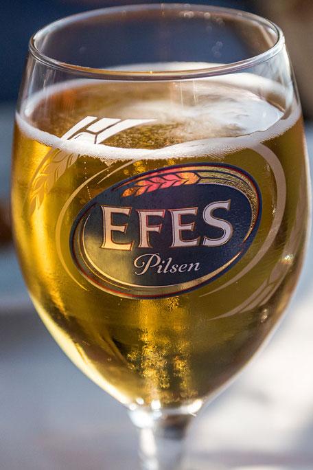 Bier-im-Glas
