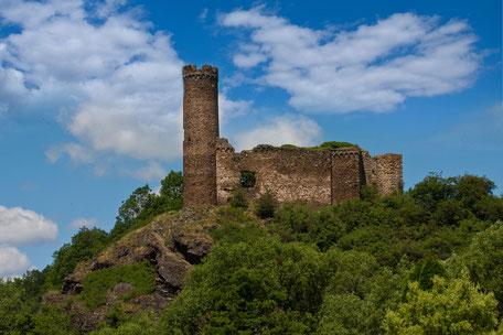 Burg-Ruine