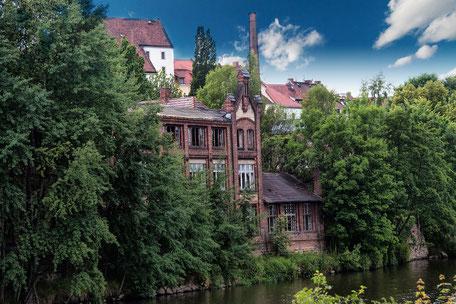 Ehemaliges Kondensatorenwerk in Görlitz © mjpics