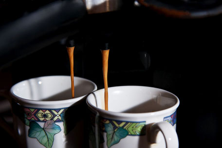 Espressozubereitung II