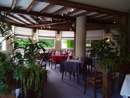 Salle restaurant du canard