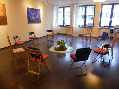 Seminarraum Stimmforum Aufstellungen Familienstellen Familienaufstellungen Systemaufstellungen Hannover