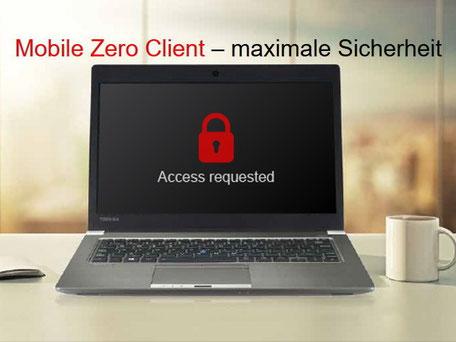 Toshiba Zero Client
