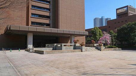 広島市役所旧庁舎資料展示室