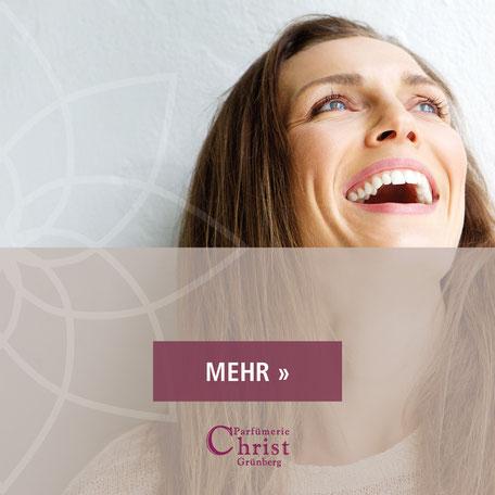 Parfuemerie Christ in Gruenberg - Anti-Aging & MEdical Beauty