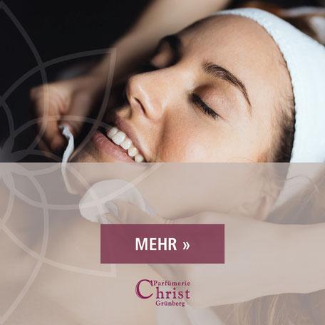 Parfuemerie Christ in Gruenberg - Facial Treatments - Face Classic, Natuerlich schoen, Deluxe Beauty