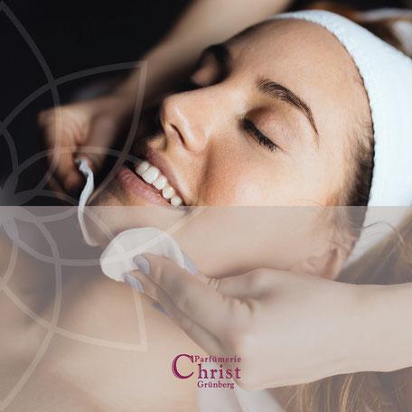 Parfuemerie Christ in Gruenberg - Face Woman - kosmetische Behandlungen