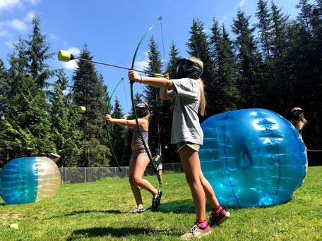 Battle Archery with Wild & Immersive UBC