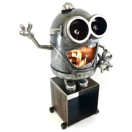 """Bioethanol Feuerstelle """"Bob"""" 1985.00 SFr."""