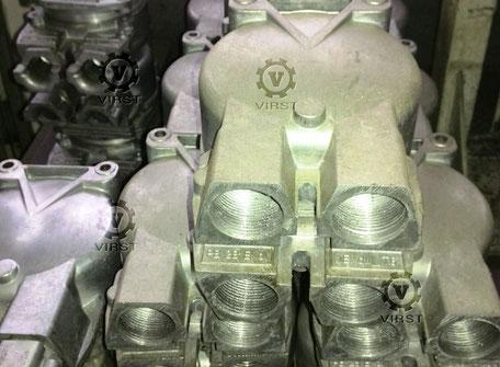 Производство изделий из алюминия, латуни, цинка методом литья под давлением.