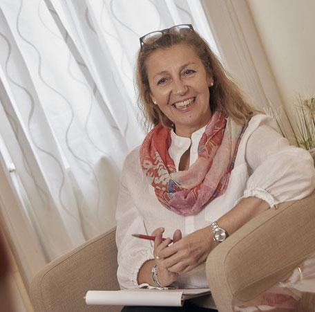 Frau, Business, Coaching, Müller-Hora