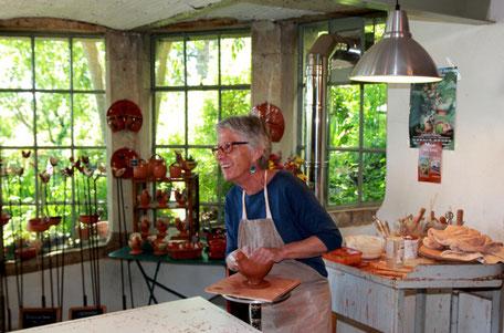 L'Atelier du Mille Pattes : la poterie