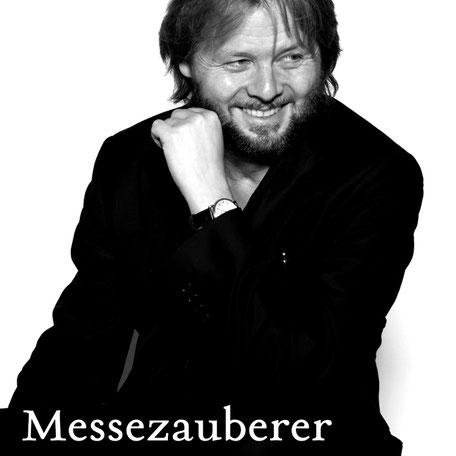 Der Messezauberer Christian Knudsen, Zauberer in Hamburg