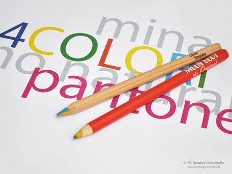 Matite colorate - Matite per disegnare - Matita con mine colorate