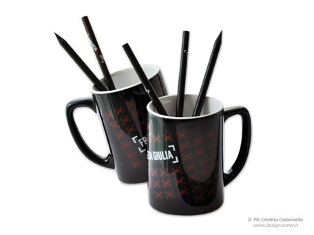 Mug  personalizzata - Merchanding bookshop - merchandising d'impresa - Turismo FriuliVeneziaGiulia