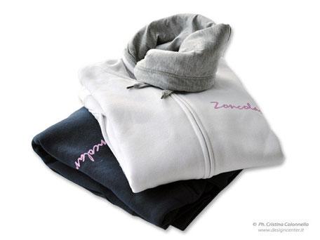 Felpa con cappuccio - abbigliamento sportivo bookshop -  fleeces e softshells