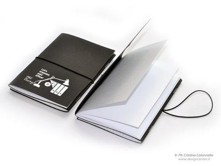 Quaderno DUO Z con personalizzazione