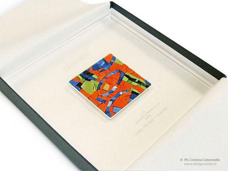 Quadro premio in mosaico - Regione FVG