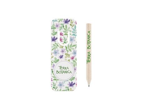 Segnalibro e matita formato  mini personalizzati