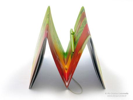Particolari della  doppia copertina custom - stampa in quadricromia