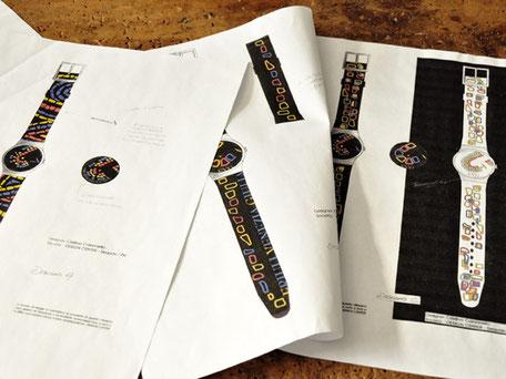 Studio  corporate merchandising -orologio polso custom