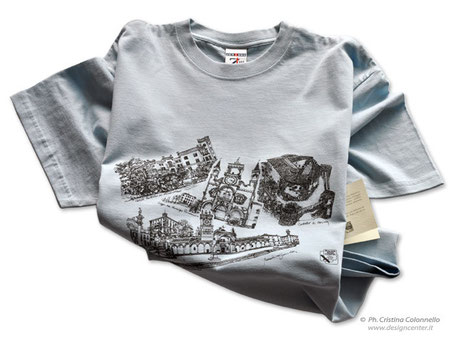 T-sirt d'artista - t-shirt design - Regione FVG