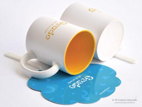 Mug mattate personalizzate con incisione