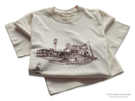 t-shirt Piazza Libertà Udine _ CCIAA UD