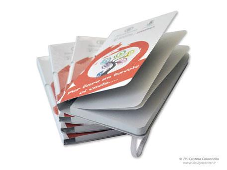 notes da tasca  con penna - taccuino - Provincia di Pordnone