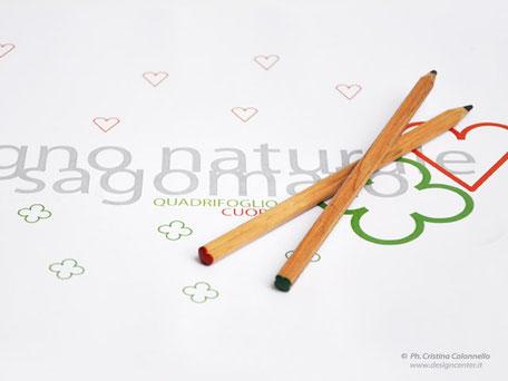 Matita  corpo  legno -  matite particolari - matite novità