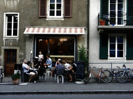 Die Zar Bar im Berner Mattenhofquartier