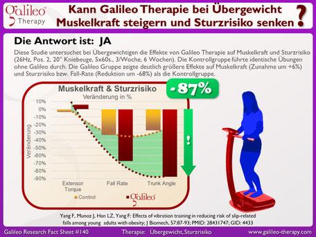 Galileo Vibrationstraining, Übergewicht, Adipositas, Studie, Vibrationsplatten, Meinungen: www.kaiserpower.com