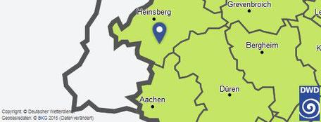 Bild: DWD - Offenbach