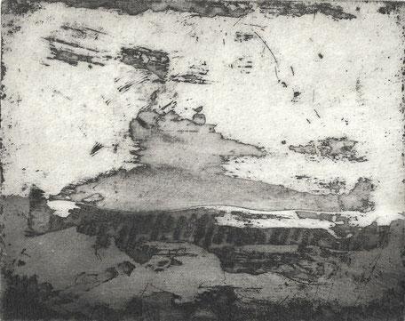 Blatt 6, Aquatintaradierung, Manfred Blieffert