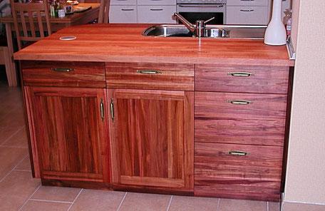 Küche küche rotbuche : Küchen - Bültholz Webseite