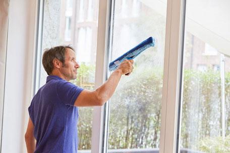 Nettoyage de vitres particuliers Nantes