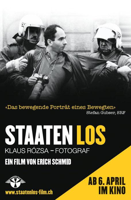 Staatenlos - Klaus Rózsa, Fotograf