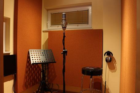 Vocal Booth Gesangs Kabine