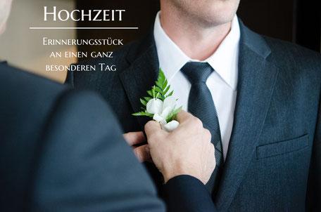 Bild: Hochzeit, Erinnerungsstück an einen ganz besonderen Tag