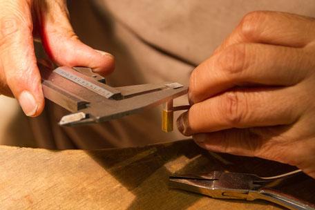 Bild: Qualität bei luxus Manschettenknöpfen