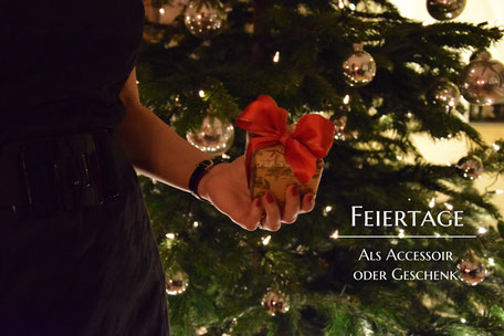 Bild: Feiertage, als Accessoires oder Geschenk
