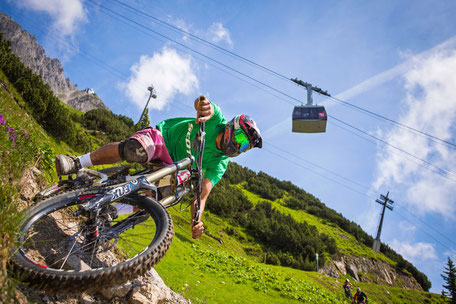 Sommer Aktivitäten Jugendherberge Innsbruck by innsbruckphoto
