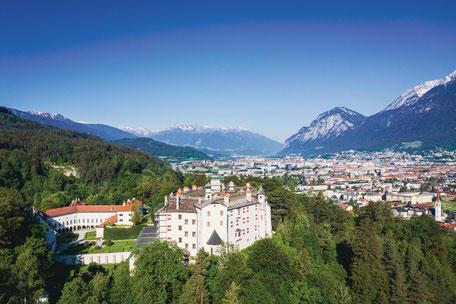 Schloss Ambras by innsbruckphoto