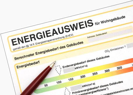 Energieausweis inklusive – Immobilienmakler Paderborn