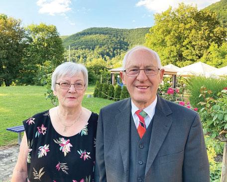 Helga und Egon Sprecher fördern die DESWOS-Projektarbeit schon seit 30 Jahren!