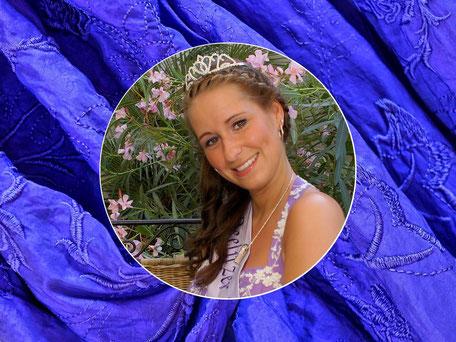 Beelitzer Spargelkönigin Cindy Demko